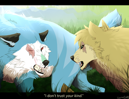 Your kind :gift: by Spottedfire23