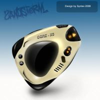 Core X6 Sandstorm Editon by Syntes