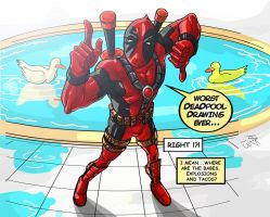 Worstdeadpooldrawing by Richs-comics