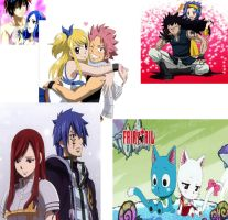 My fave couples by PunkPrincess789