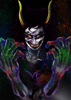 'WeLcOmE tO tHe DaRk CaRnIvAl' by Antie-K