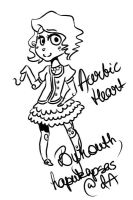 Acerbic heart by Hapukapsas