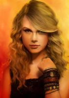 Taylor Swift by 3yen