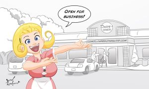 Open for Business by JKLind