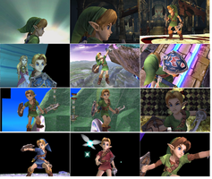 Young Link Brawl Mod by PikSprites