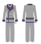 Shigeo Academy Uniform by Kura-Ink
