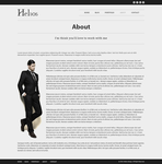 Portfolio Helios-About by Emseee