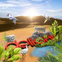 Delight CD Cover by aiiven