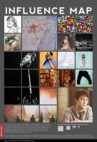 Influence Map Vol2 by bambiin