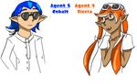 New Squibs- Agent 4 and 5 by XyAckhart