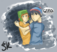 SP: GTFO by thelifeofabinder