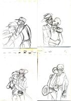Sniper and Scout Thumbnails by kytri