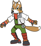 Fox McCloud (JBX9001) by JBX9001