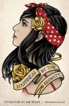 Lights Poxleitner Gypsy Tattoo by Sam-Phillips-NZ