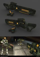 Games: Sniper Rifle by thisisalex