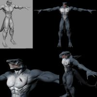 JawZ in 3D by ftzone1