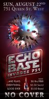 Echo Base Flyer by SoapCommercial