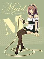 Erised: Maid M by EinniF