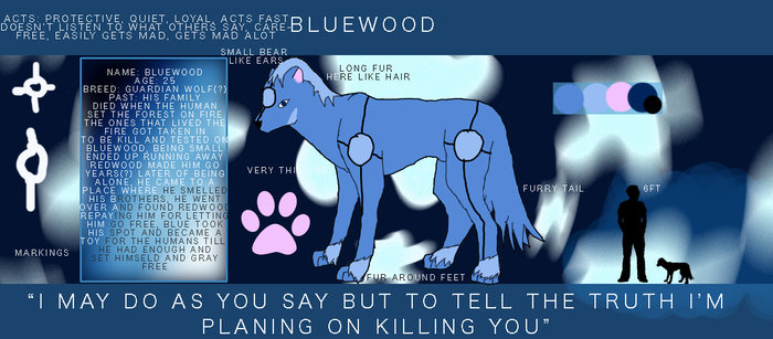 BlueWood ref by ice-or-fire