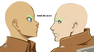 Attack On Titan Base 4 by Kasumi121