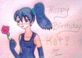 Happy Birthday Kat by HelloSunniLove