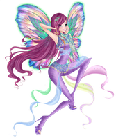 Roxy Dreamix Couture png by HimoMangaArtist