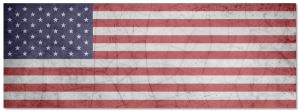 American Flag Facebook Cover Banner by Ashley3d