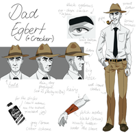 Guardian character sheet: Dad by Elbytron