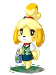 Isabelle by rongs1234