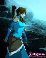 Korra Search The Way by SolKorra