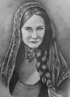 Lady Melisandre by Spring-Fairy