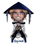 [Blade and Soul] Exysen [RITR II GIveaway Winner] by Sonou