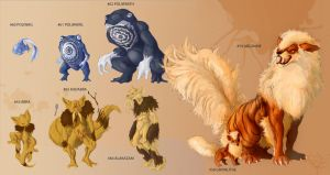 Realistic Pokemon Page 8 by TopHatTruffles