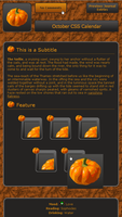 October Journal Skin by moonfreak