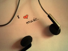 I love music. by livjukas