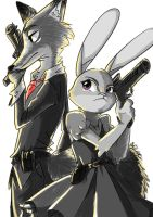 Secret Agents by LovableQueen