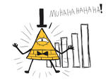 Bill cipher screwed my internet by Ravenfire5