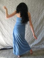 Blue Dress 03 by aceoni-koronue-stock