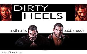 Dirty Heels - 1920x1200 by RedScar07
