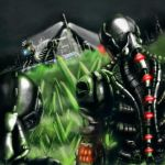 Cyborg Infiltration by t2100ex9