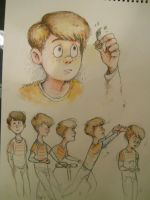 Ted sketches 2 by some-hipster