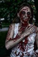 Zombie Walk Warsaw 2010 15 by remigiuszScout