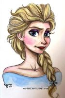 Elsa by Mo-Time