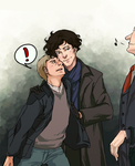 Ahh Mycroft by hikaruhan