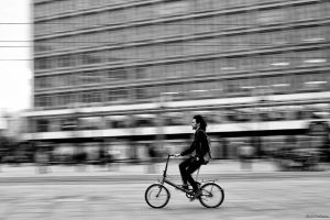 Fast bicyle by NickKoutoulas