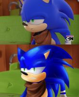 Sonic Boom [Screencap Redraw] by Sonicbandicoot