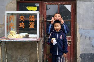 young.hawkers by dominickleo