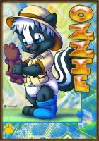 Ozzie MFM13 Tags by Tavi-Munk