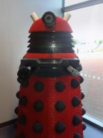 Ultimate Lego Dalek by UncleGargy