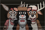 Possum County: The Rejects by LordDominic